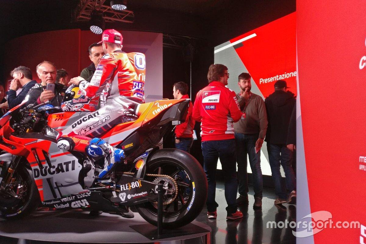 Importante il contributo di Megaride nello sviluppo della Ducati MotoGP