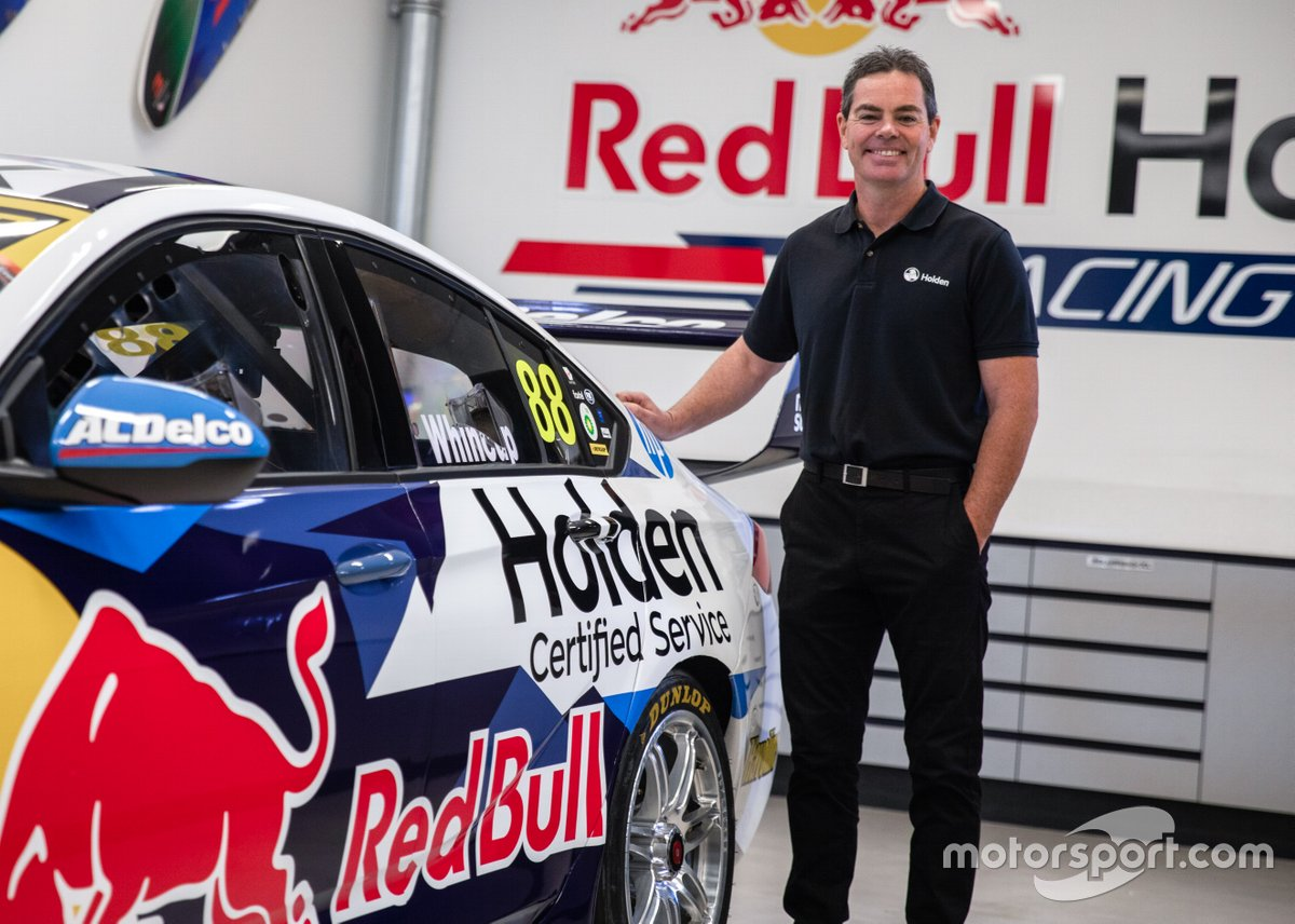 Updated Holden livery