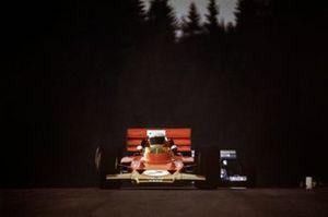 John Miles, Lotus 72C Ford