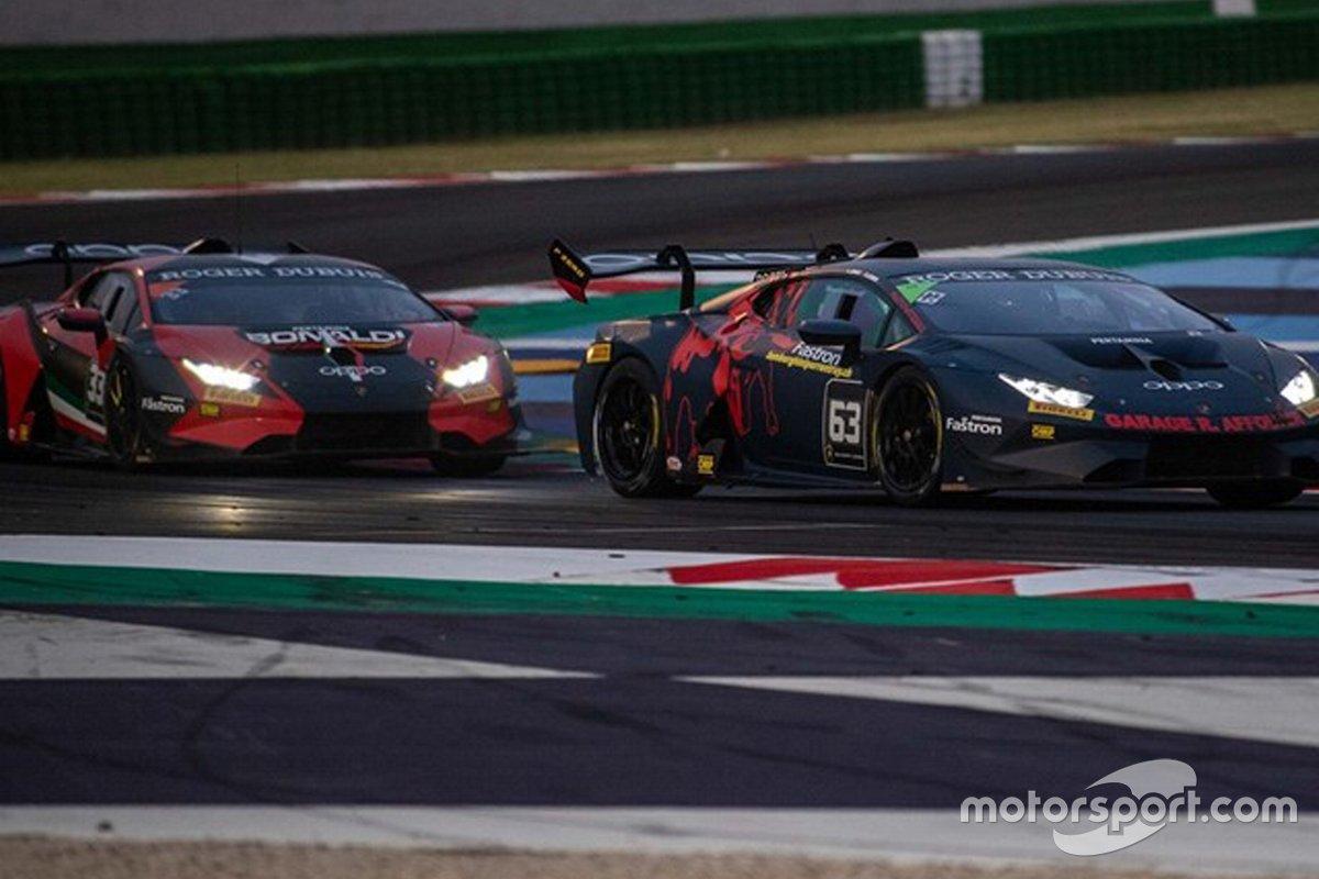 Lamborghini Supertrofeo Europe-Autovitesse