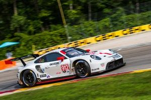 #912 Porsche GT Team Porsche 911 RSR - 19, GTLM: Laurens Vanthoor, Earl Bamber, ©2020, Peter Burke