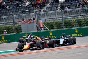 Juri Vips, Hitech Grand Prix, Guanyu Zhou, Uni-Virtuosi Racing