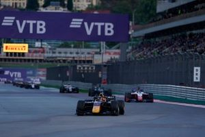 Liam Lawson, Hitech Grand Prix, Robert Shwartzman, Prema Racing