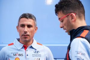 Candido Carrera, Pablo Marcos, Huyndai Motorsport