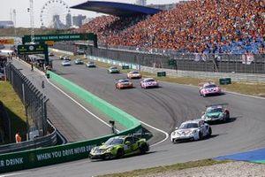 Laurin Heinrich, Huber Racing leidt