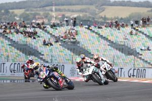 Andrea Locatelli, PATA Yamaha WorldSBK Team, Chaz Davies, Team GoEleven