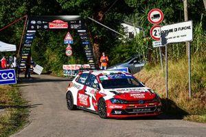 Simone Campedelli, Tania Canton, Volkswagen Polo Gti RC2