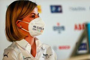 Susie Wolff, Team Principal, Venturi Racing