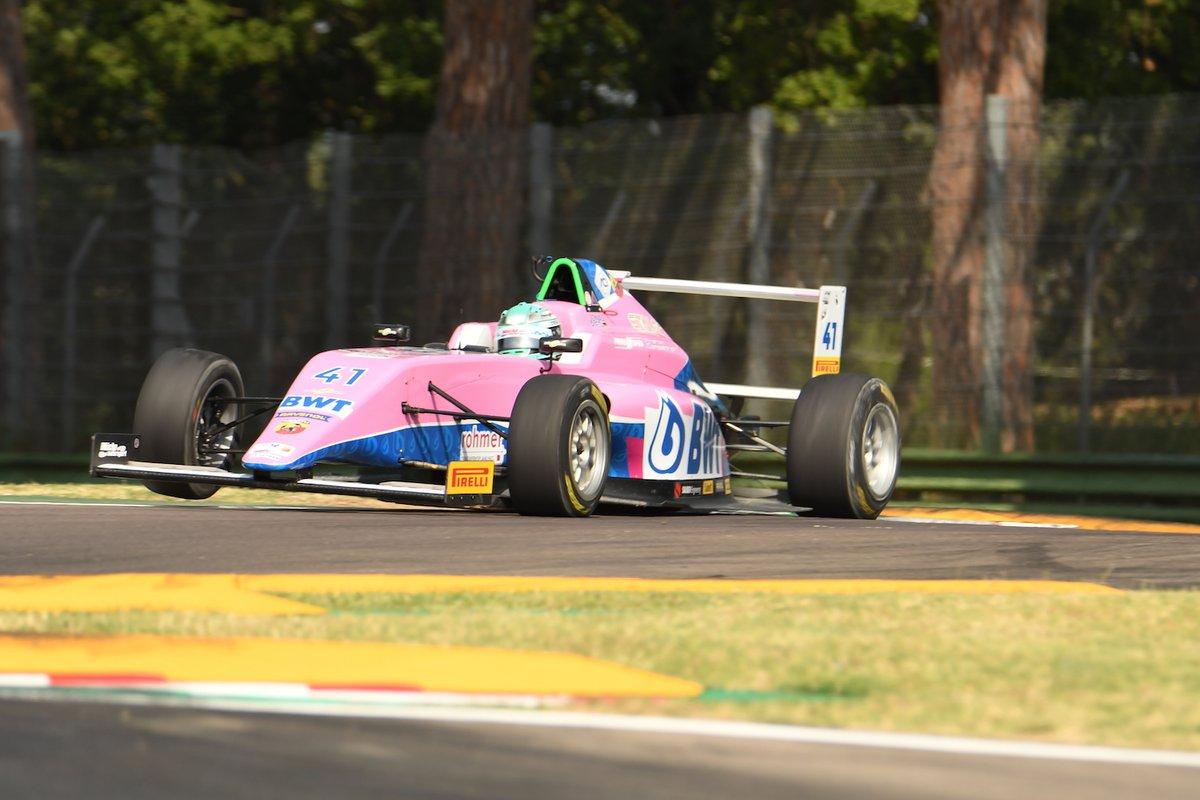 Jonas Ried, Muecke Motorsport