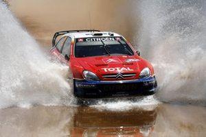 Francois Duval, Stephan Prevot, Citroen Xsara WRC