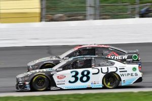 Anthony Alfredo, Front Row Motorsports, Ford Mustang Dude Wipes, Josh Bilicki, Rick Ware Racing, Ford Mustang