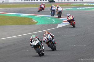 Chaz Davies, Team GoEleven, Michael van der Mark, BMW Motorrad WorldSBK Team
