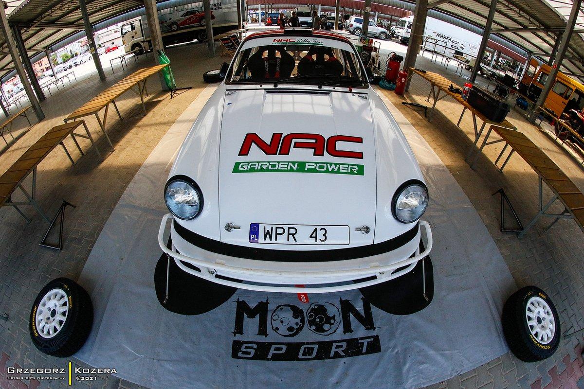Paweł Molgo, Maciej Marton, Porsche 911