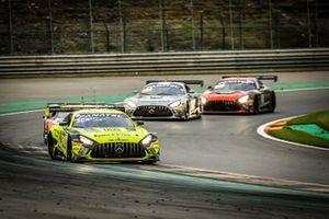#2 GetSpeed Mercedes-AMG GT3: Jim Pla, Nico Bastian, Olivier Grotz, Florian Scholzea