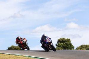 Toprak Razgatlioglu, PATA Yamaha WorldSBK Team, Scott Redding, Aruba.It Racing - Ducati