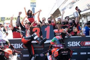 Scott Redding, Aruba.It Racing - Ducati, Michael Ruben Rinaldi, Aruba.It Racing - Ducati
