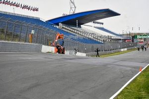 Track overview