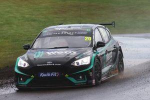 Paul Rivett, Motorbase Performance Ford Focus ST
