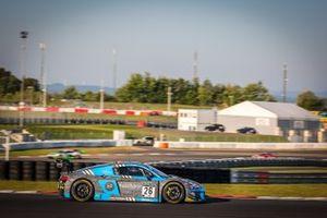 #26 Sainteloc Racing Audi R8 LMS GT3: Markus Winkelhock, Finlay Hutchison, Frederic Vervisch
