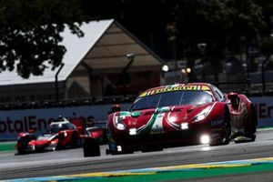 #51 AF Corse Ferrari 488 GTE EVO LMGTE Pro di Alessandro Pier Guidi, James Calado, Come Ledogar