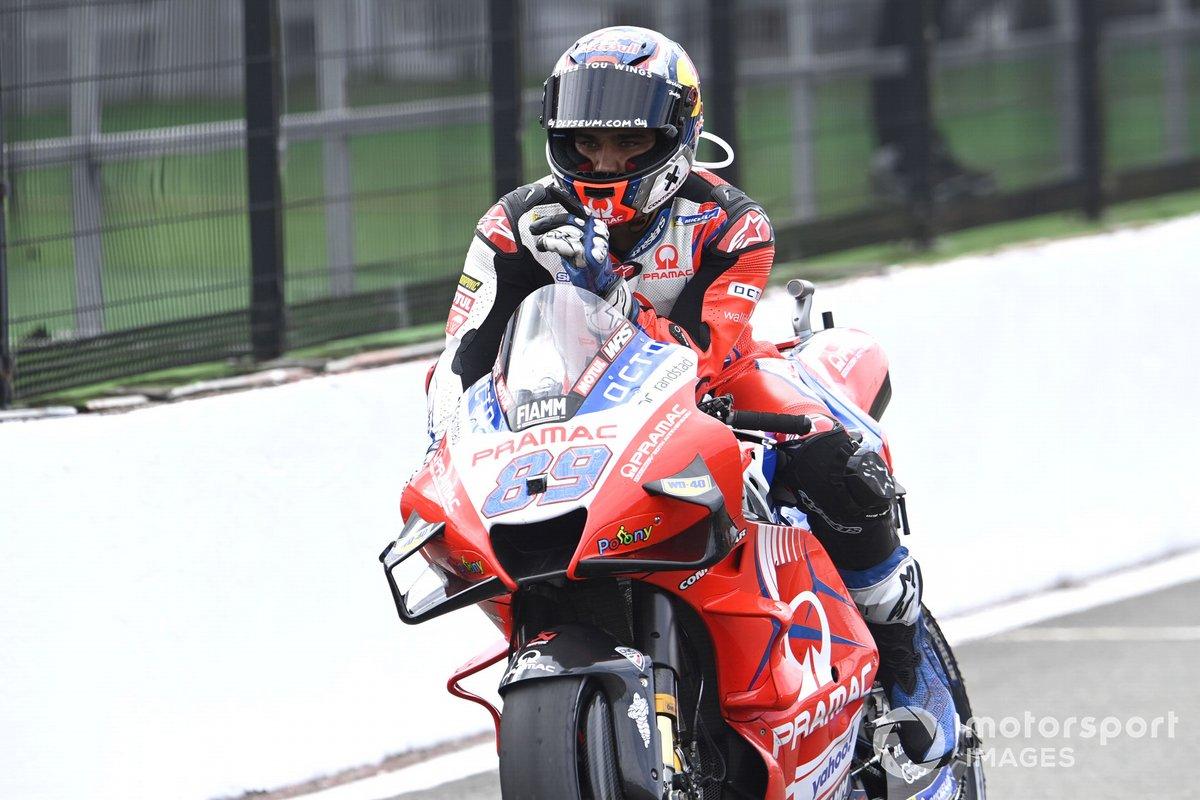 Jorge Martín, Pramac Racing