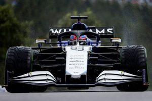 Джордж Расселл, Williams FW43B