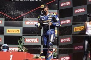 3. Dominique Aegerter, Ten Kate Racing Yamaha