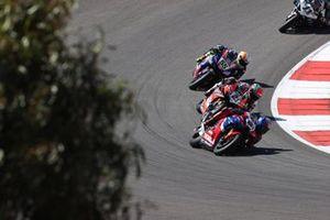 Leon Haslam, Team HRC, Michael Ruben Rinaldi, Aruba.It Racing - Ducati, Andrea Locatelli, PATA Yamaha WorldSBK Team