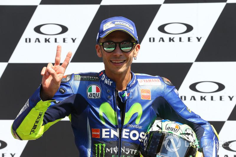 Bestätigt: Valentino Rossi (Italien)