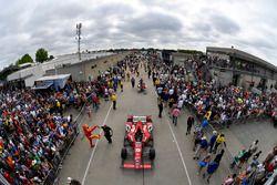 Graham Rahal, Rahal Letterman Lanigan Racing Honda Gasoline Alley
