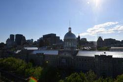 Blick auf Montreal
