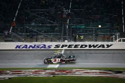 Kyle Busch, Kyle Busch Motorsports Toyota takes the win