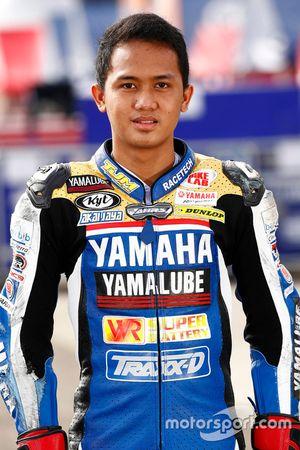 Anggi Setiawan, Yamaha VR46 Master Camp