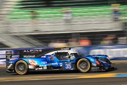 #35 Signatech Alpine A470 Gibson: Pierre Ragues, Andre Negrao, Nelson Panciatici