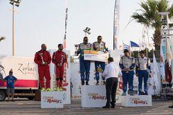 Podyum: Ümitcan Özdemir, Batuhan Memişyazıcı, Ford Fiesta R2, Castrol Ford Team Türkiye, Deniz Fahri