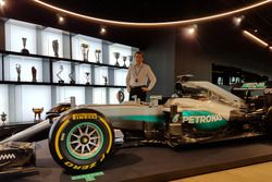 Andrea Dolfi, responsabile di Petronas Motorsport