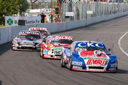 Sebastian Diruscio, SGV Racing Dodge,Juan Pablo Gianini, JPG Racing Ford, Christian Ledesma, Las Tos