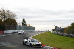 Christian Abt, Ioannis Smyrlis, Stephan Epp, Car Collection Motorsport, Audi R8 LMS GT4
