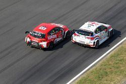 Davit Kajaia, GE-Force, Alfa Romeo Giulietta TCR, James Nash, Lukoil Craft-Bamboo Racing, SEAT León