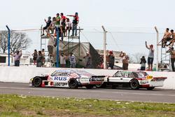 Martin Serrano, Coiro Dole Racing Chevrolet, Prospero Bonelli, Bonelli Competicion Ford
