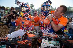 Glenn Coldenhoff en Jeffrey Herlings, Nederland