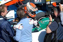 Max Verstappen, VAN AMERSFOORT RACING Dallara F312 Volkswagen ve Jos Verstappen