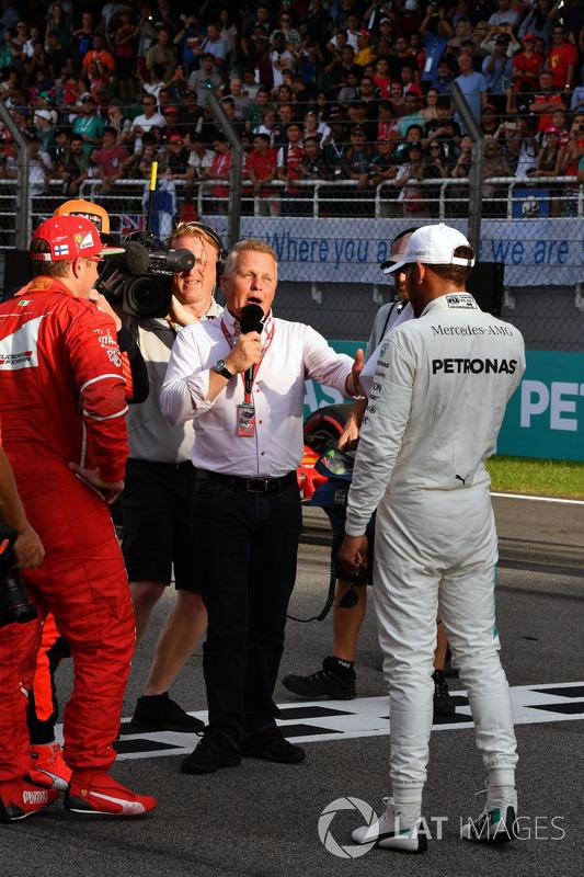 Джонні Херберт, Sky TV, Льюіс Хемілтон, Mercedes AMG F1