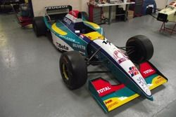 Jordan 195/04, на котором Рубенс Баррикелло занял второе место на Гран При Канады 1995 года