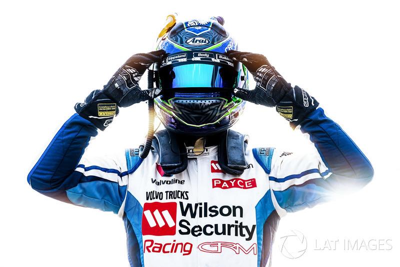Джеймс Голдинг, Garry Rogers Motorsport