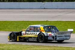 Mauricio Lambiris, Martinez Competicion Ford