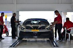#228 Ferrari of Long Island Ferrari 458 Challenge: Joseph Rubbo