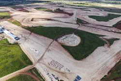 The Bend Motorsport Park construction