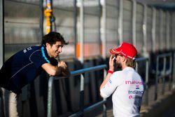 Nicolas Prost, Renault e.Dams, Nick Heifeld, Mahindra Racing