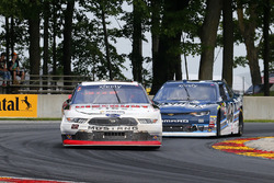 Austin Cindric, Team Penske Ford y Brennan Poole, Chip Ganassi Racing Chevrolet